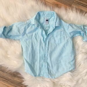 18-24 months Janie and jack boys linen button down